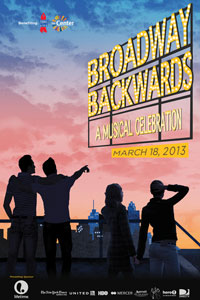 Broadway Backwards 2013