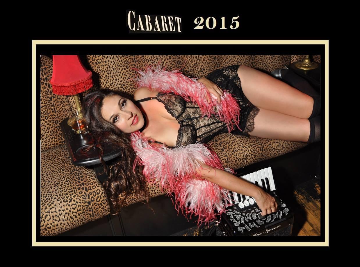 Cabaret, 2014 Revival